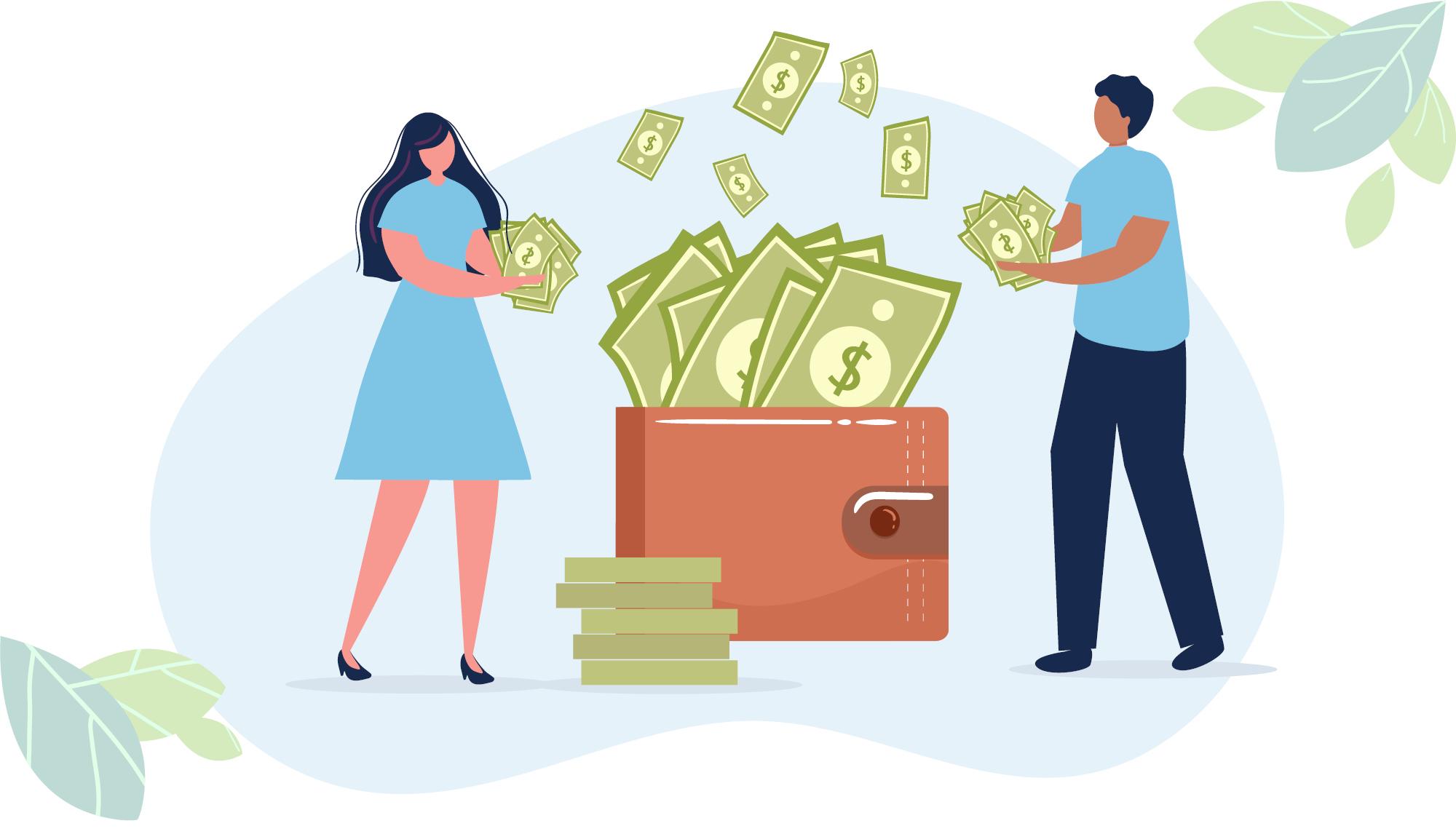 Dėl greitojo kredito suteikimo dažniausiai kreipiamasi netikėtai pritrūkus pinigų